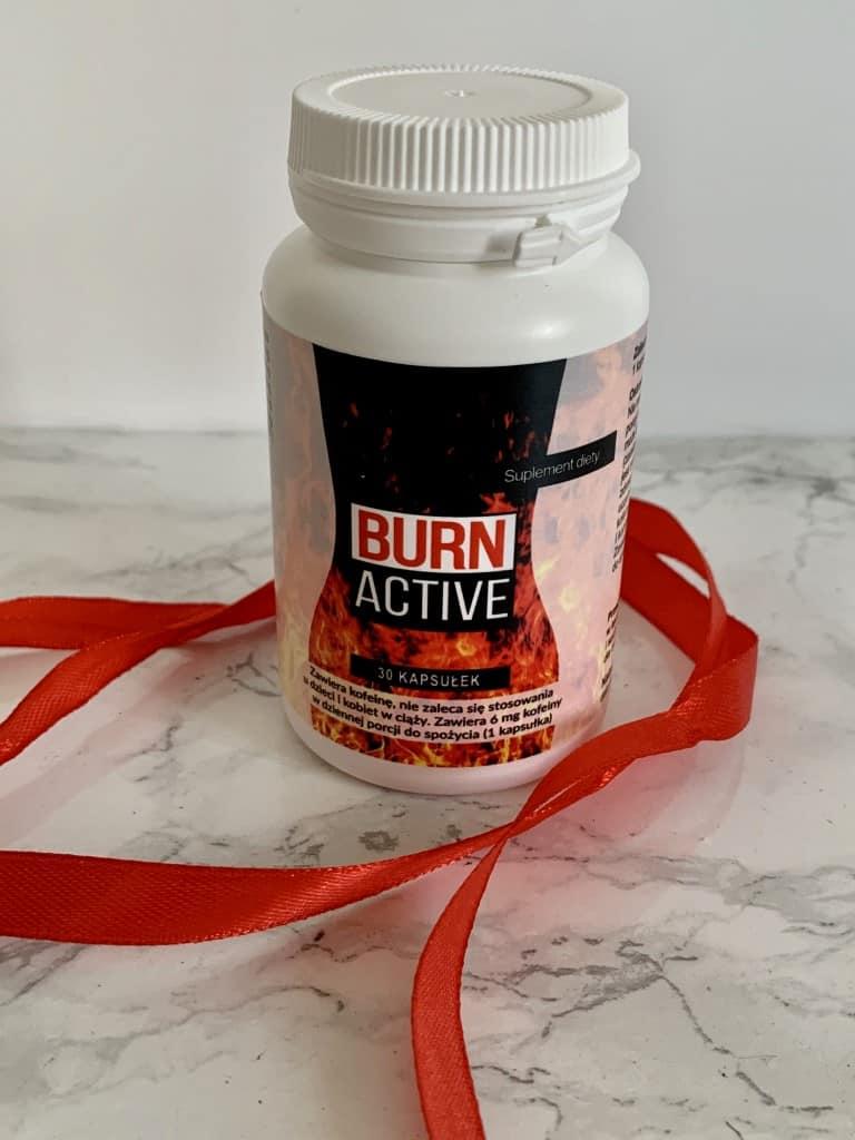 Burn Active odchudzanie