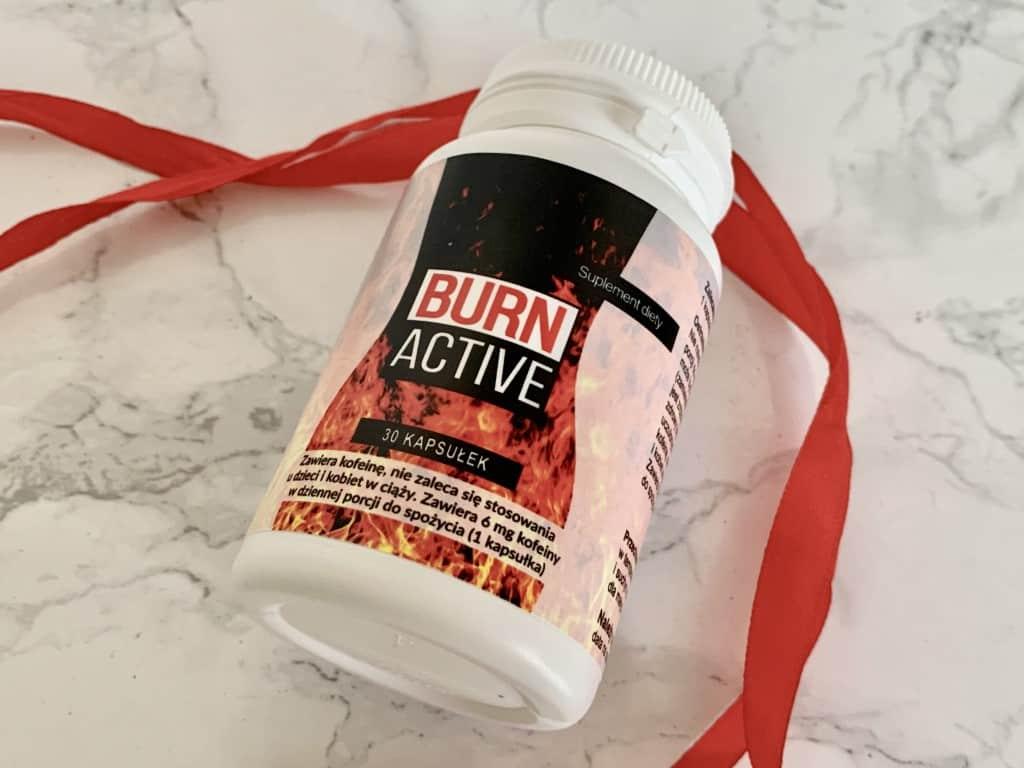 Burn Active tabletki na odchudzanie