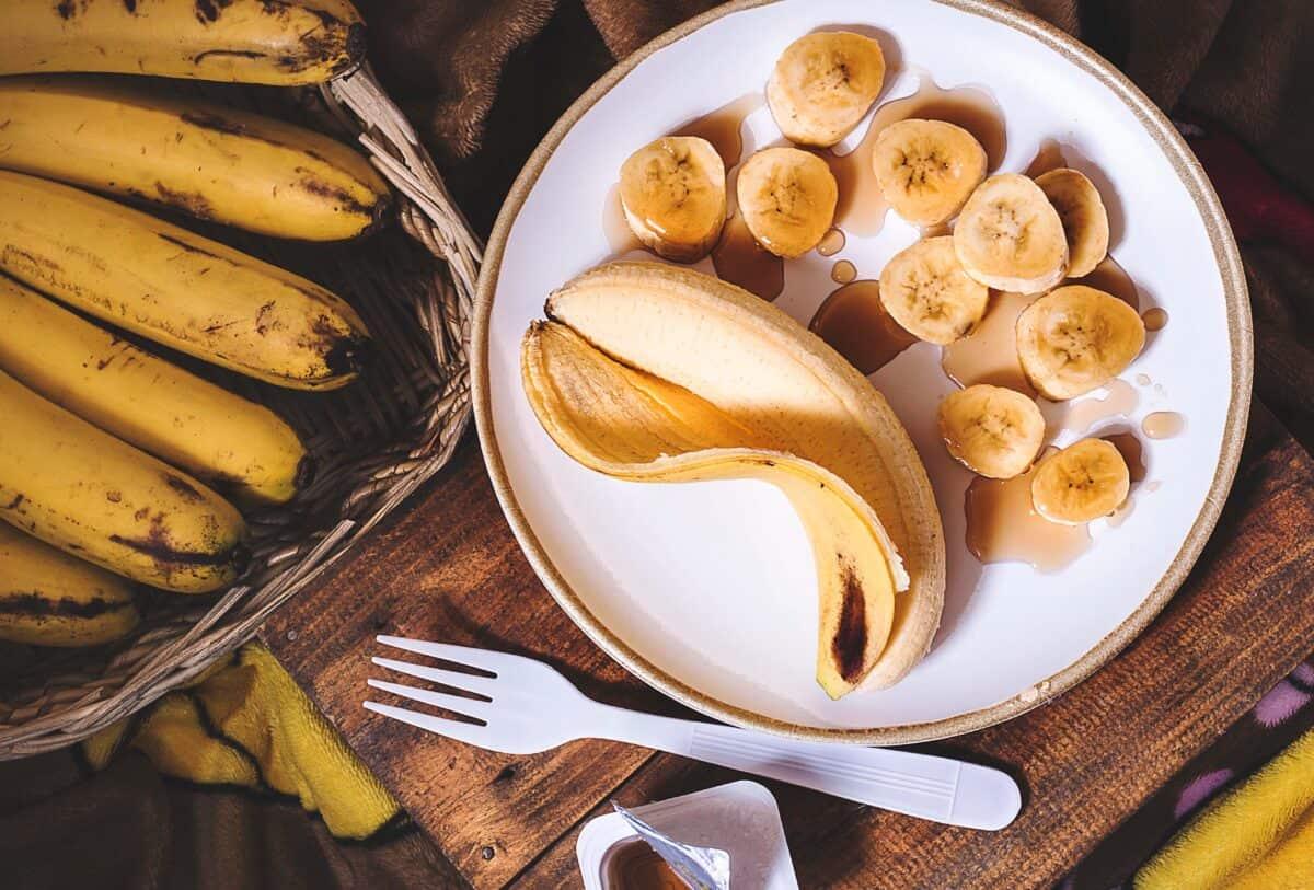 Maska z banana na włosy | DIY no waste