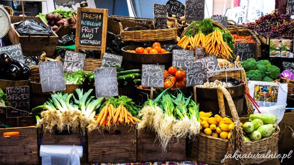 Jak należy myć owoce i warzywa?