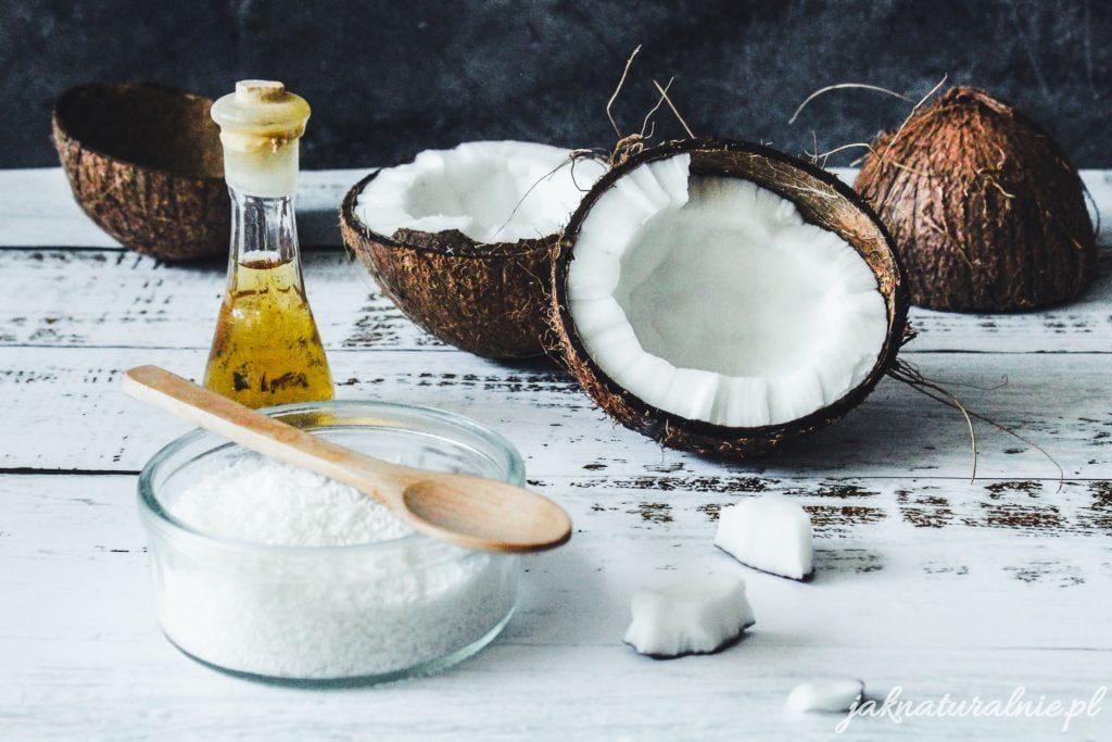 Olej kokosowy dla zdrowia i lepszej odporności