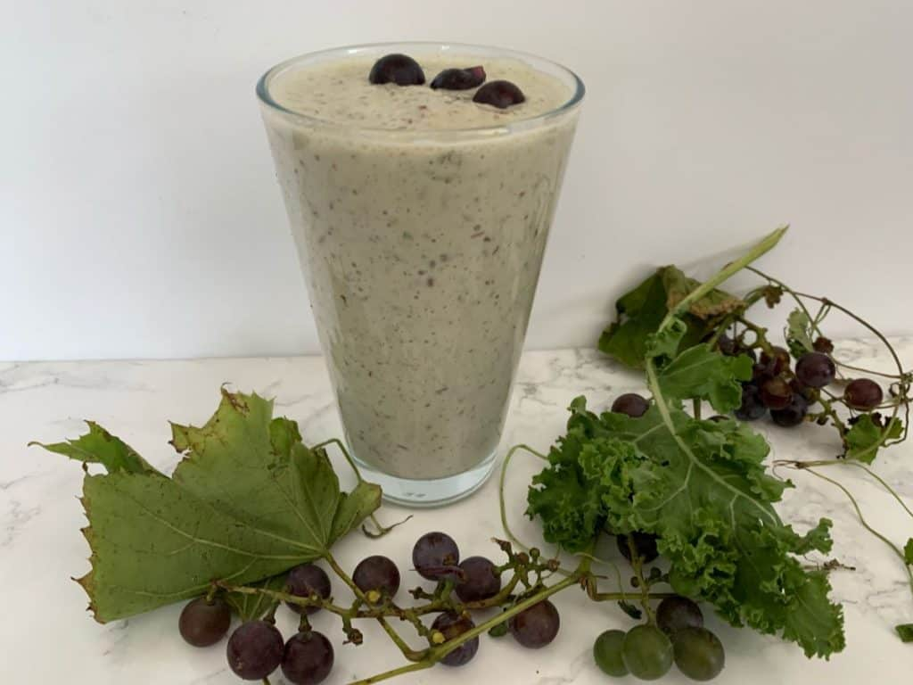 Smoothie jesienne na odporność i dobry nastrój   mocno owocowe