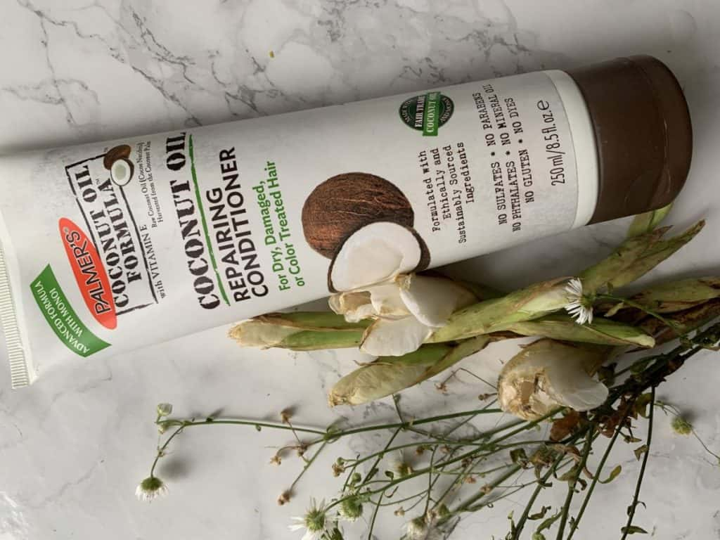 Palmer's Coconut Oil Formula, conditioner and revitalizing treatment